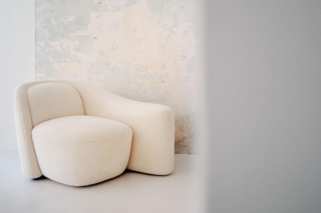 Palm Duet chaise lounge