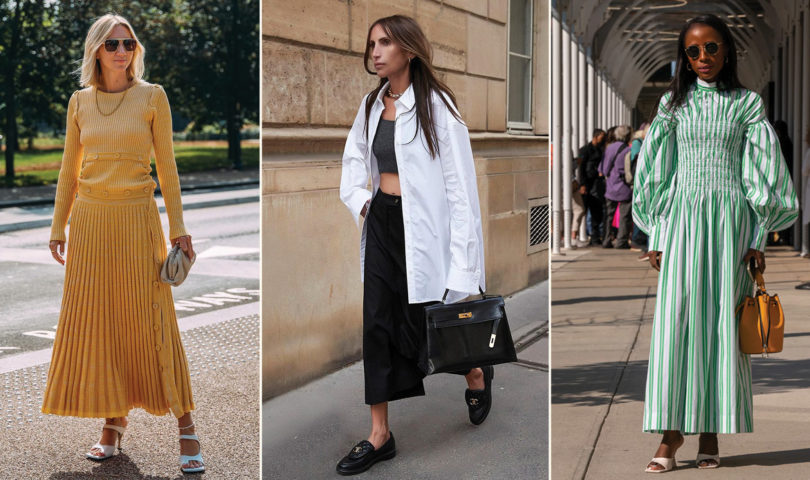 Inspire your latest wardrobe update with the best international street style you can shop here and now