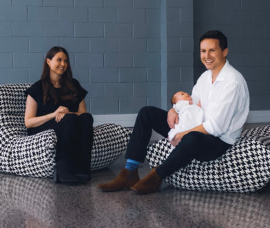 Matt Dickson and Monica Tischler from Ligne Roset on their art and design heroes, and that Togo chair