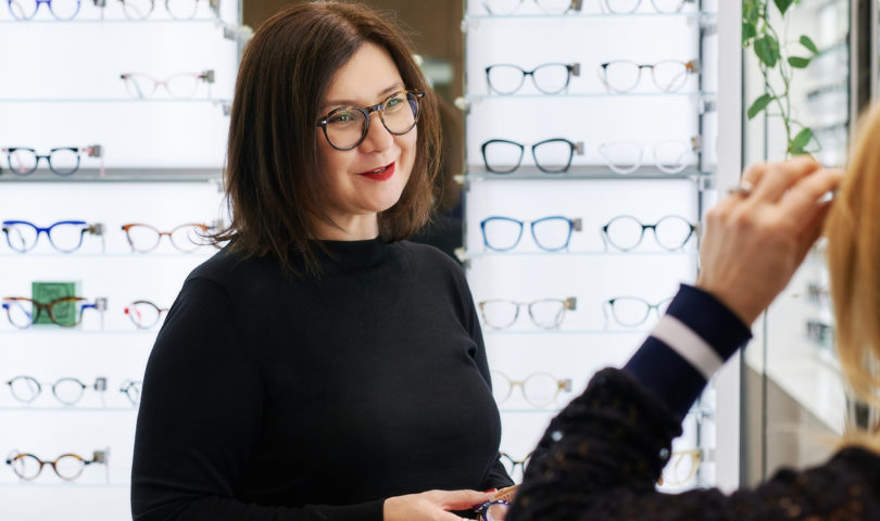 Parker & Co's Lynne Parker on her happy place, why Tom Ford is her style icon and her top eyewear picks