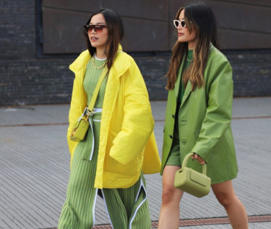 Add zing to your spring wardrobe with  citrus, this season's must-try colour trend