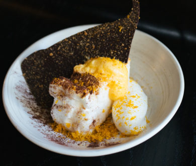 Pavlova, but not as you know it, this dessert recipe by Culprit's Kyle Street is sure to impress