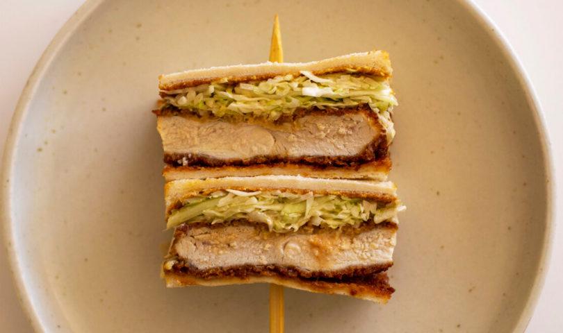 Hello Beasty's scrumptious katsu sando recipe is here to satisfy all your cravings