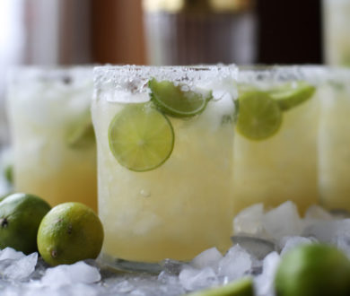Feeling creative? Try whipping up this Peroni Margarita cocktail recipe