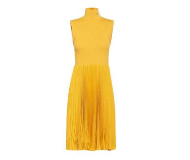 Prada Crêpe De Chine Dress