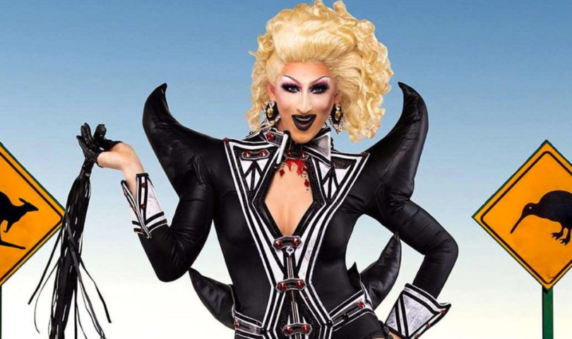 My Life in Illustration: Drag Queen Anita Wigl'it steps off the stage and puts pen to paper