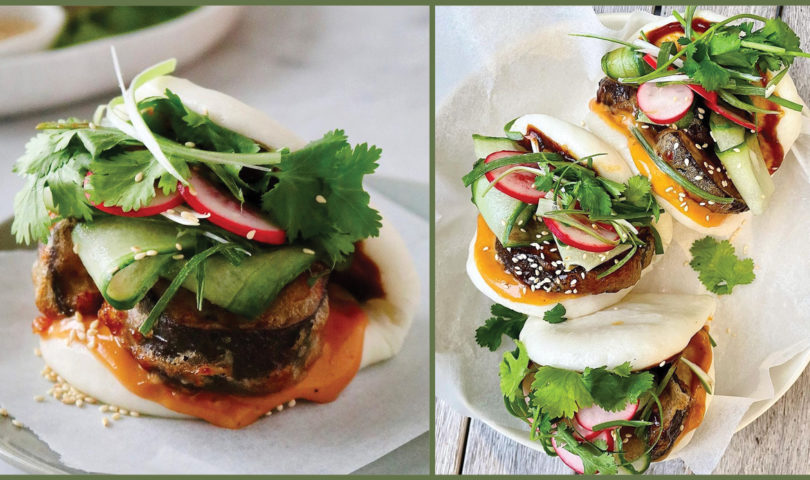 This beer-battered eggplant bao recipe is guaranteed to impress everyone in your bubble