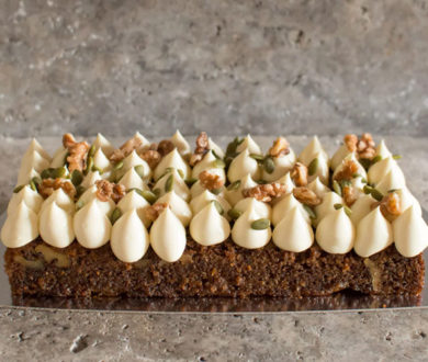 Sweeten the current situation by ordering one of these delectable restaurant desserts for takeaway