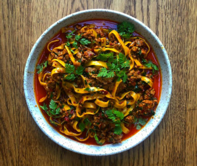 From perfect pasta to mouthwatering mezze, these are the best comfort food takeaways to order right now