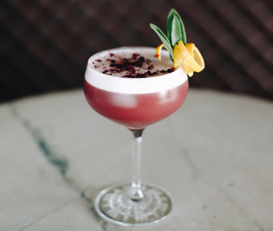 Enjoy the most sumptuous cocktails to suit every taste this long weekend