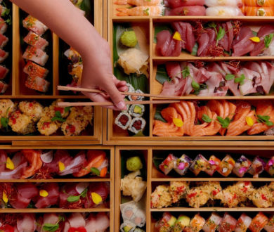 From sushi and sashimi to izakaya and bento, these are the most delicious Japanese takeaways to order-in now