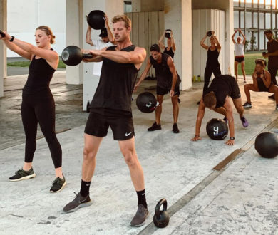 Get your sweat on with our favourite in-person exercise classes that are now taking place outside