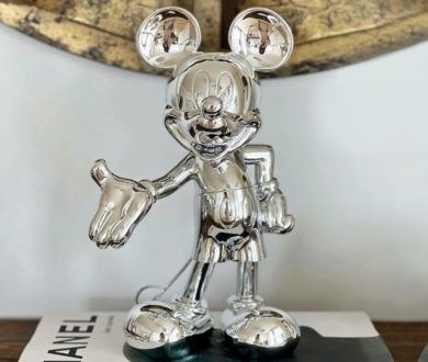 Win an iconic Leblon Delienne Mickey Mouse for your home worth $895, to celebrate this newly-launched homeware haven